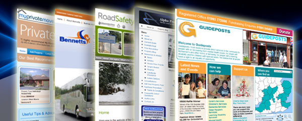 Website Design Company Gloucester & Cheltenham